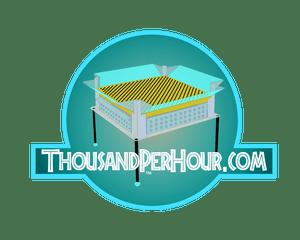 thousand per hour logo