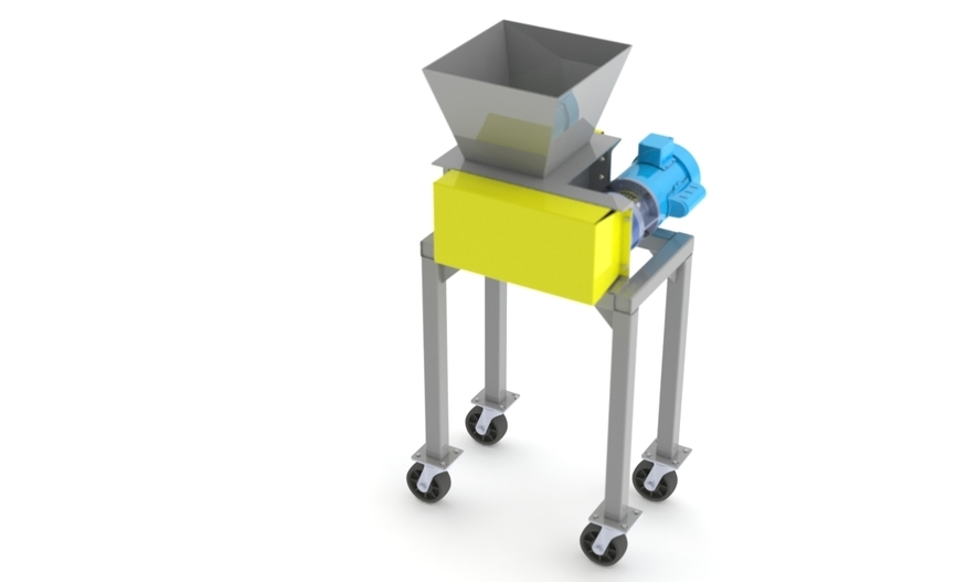 Medical Plant Waste Shredders (MJ-21001)