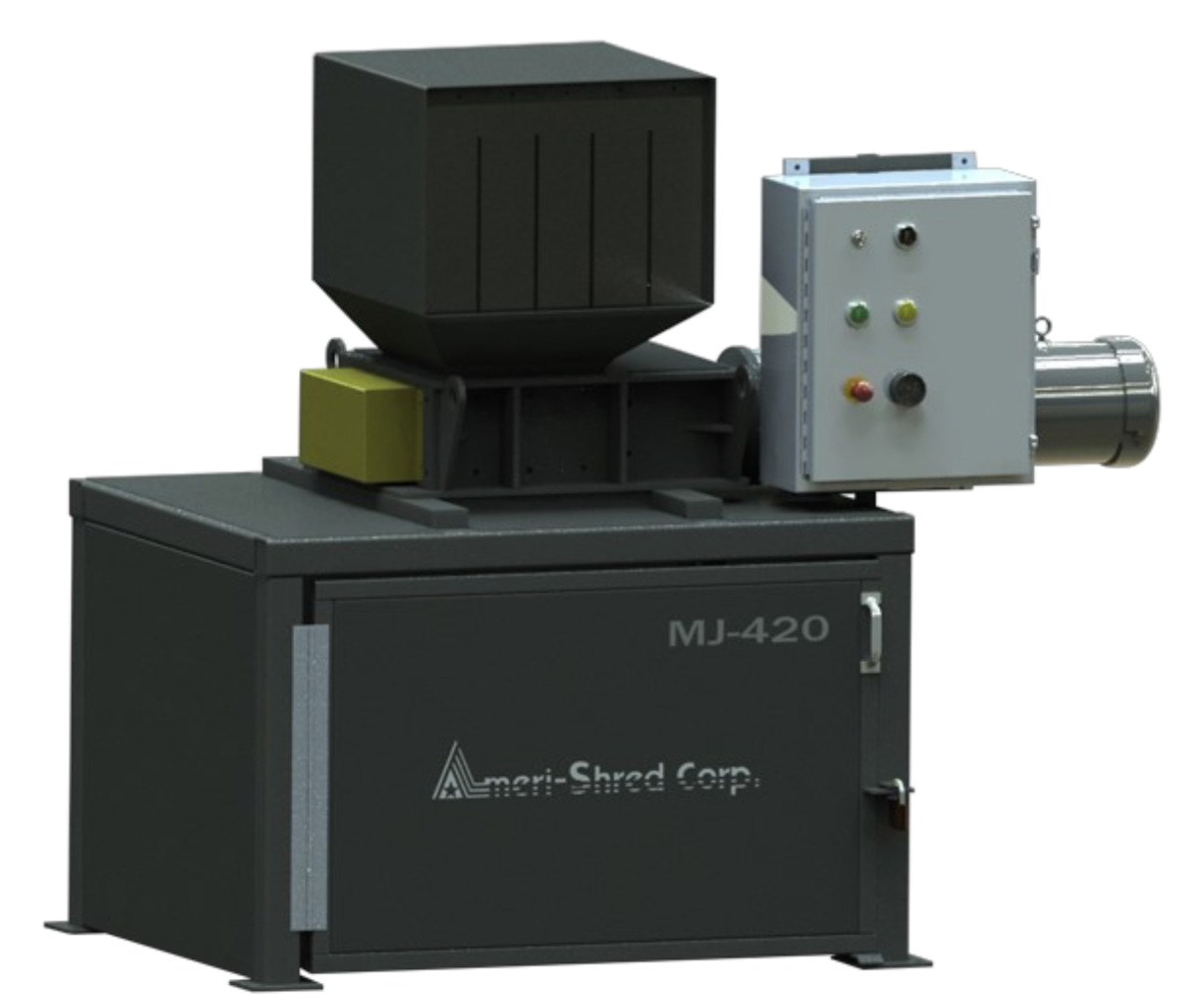 Ameri-Shred MJ-420 Farm and Cannabis Shredder