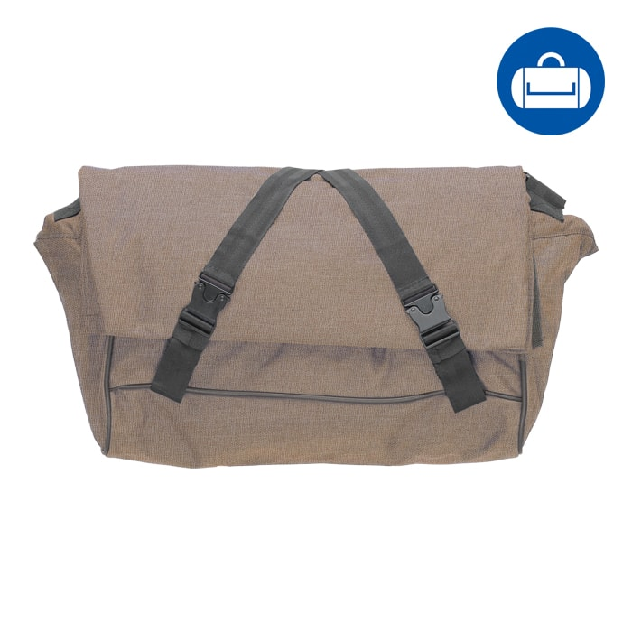 AWOL DAILY Messenger Bag (Brown)