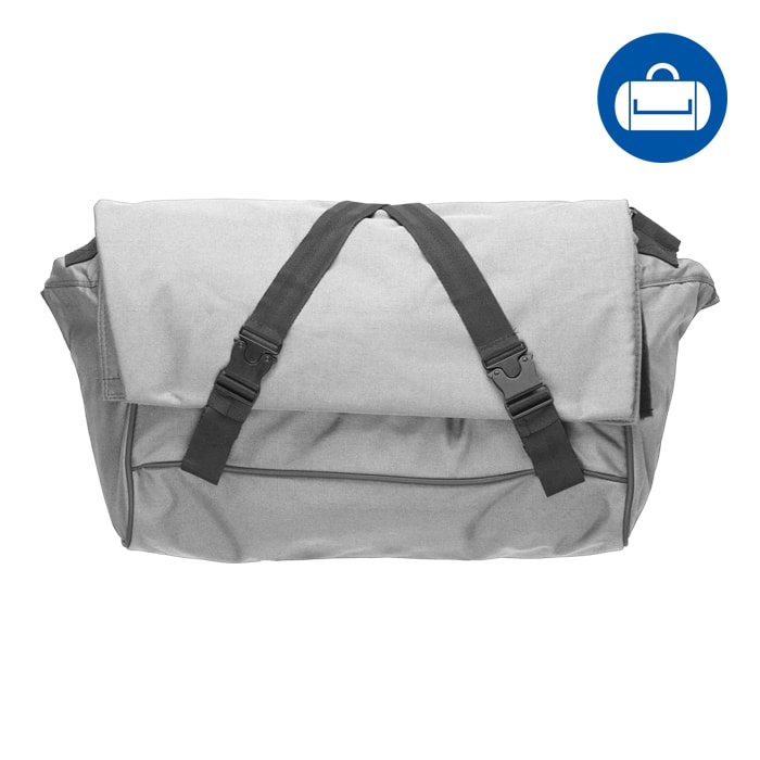 AWOL DAILY Messenger Bag (Gray)