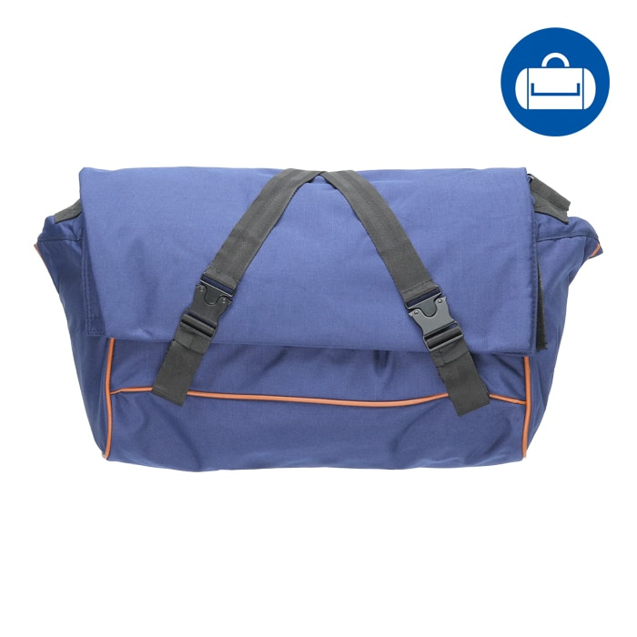 AWOL DAILY Messenger Bag (Blue)
