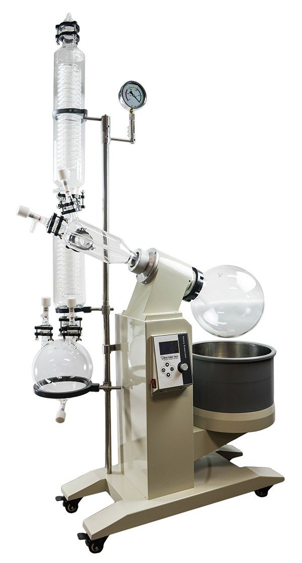 Best Value 10L Solvent Pro Series Rotary Evaporator