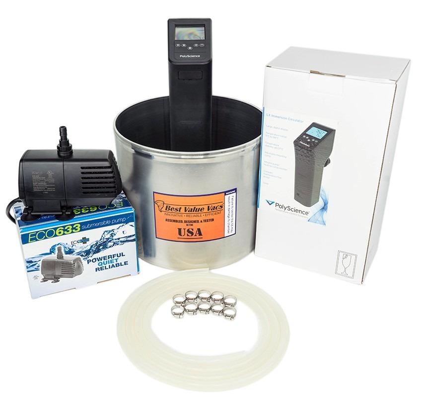 Economy Recirculating Heater Kit
