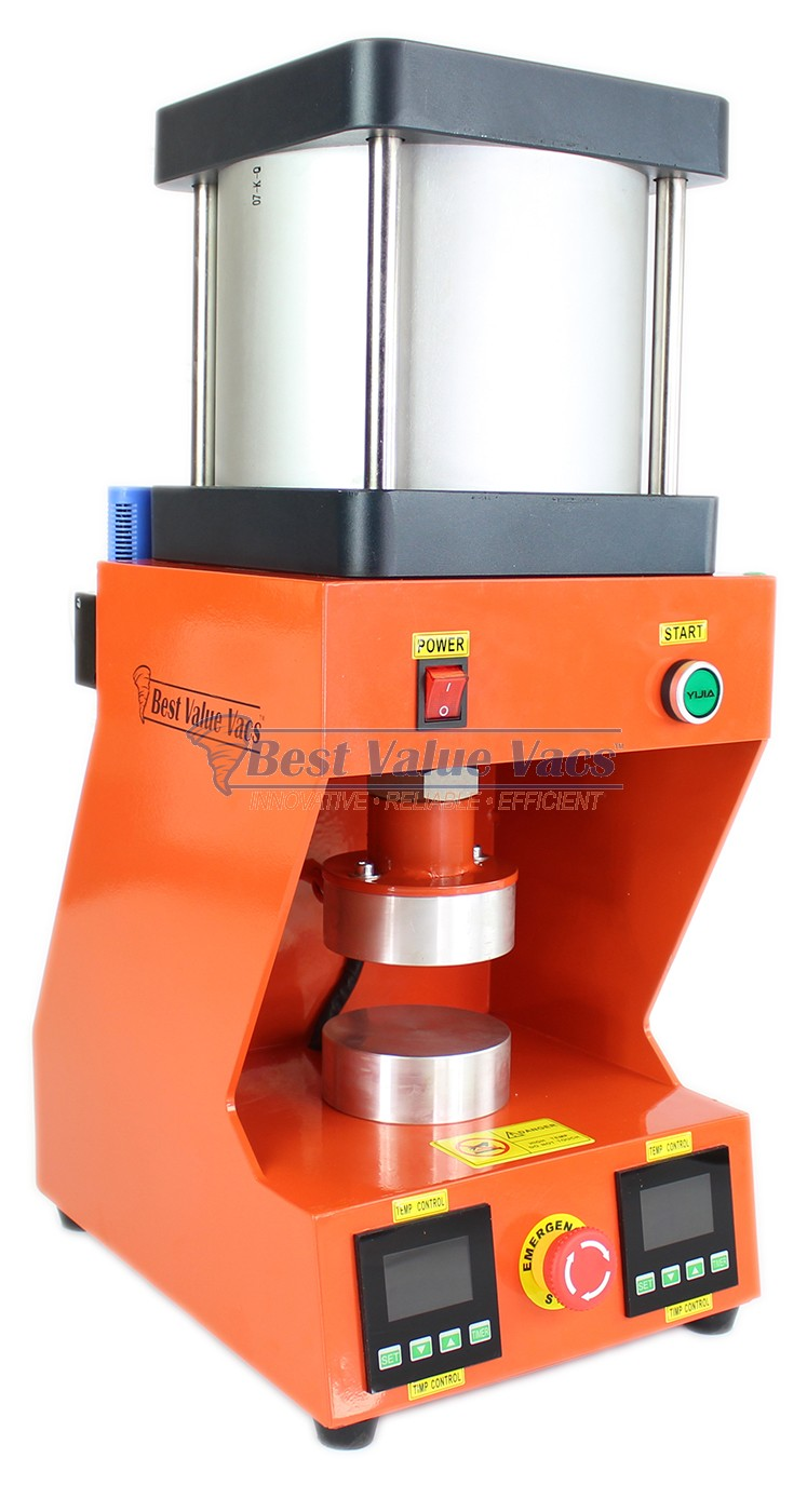 Best Value Rosomatic Compact Pneumatic Rosin Press (13000psi)