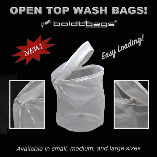 Boldtbags Large Barrel Wash Bag