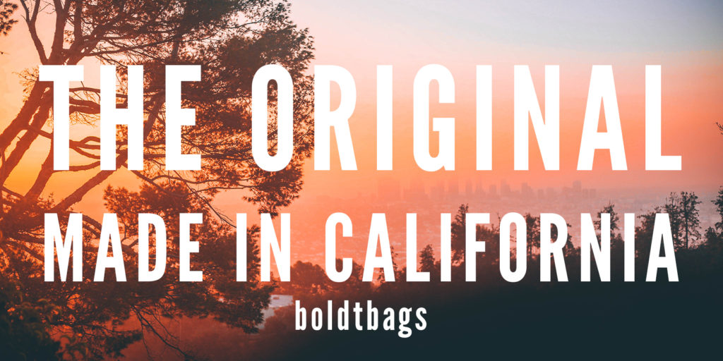 boldtbags made in california
