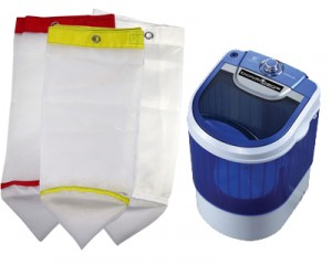 Frenchy Full Mesh Washing Machine 5 Gallon Combo Deal