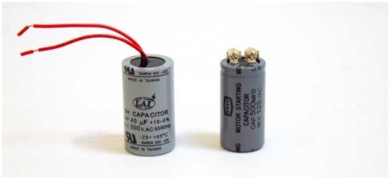 Centurion Pro Start and Running Capacitors