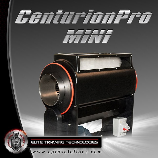 centurionpro mini leaf trimmer
