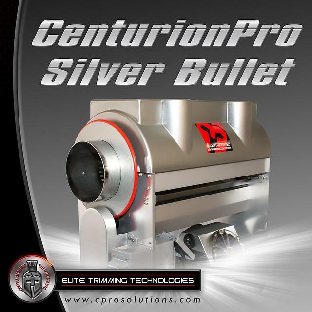 CenturionPro Silver Bullet Bud Trimmer