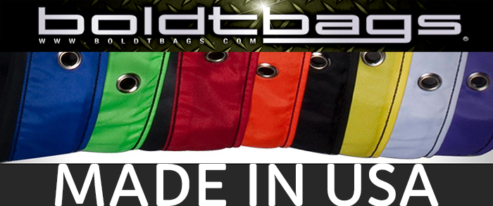 Boldtbags are industrial strength filter bags.