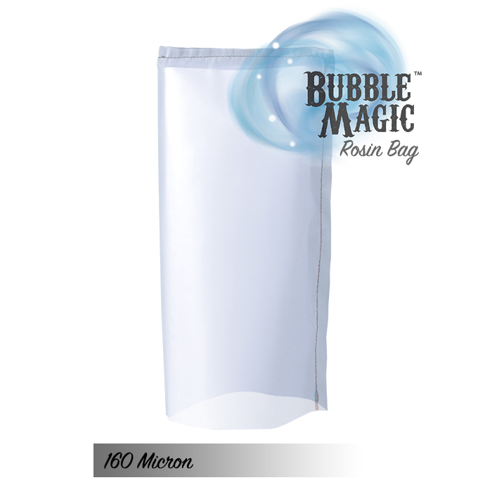 Bubble Magic Rosin 160 Micron Small Bag (10pcs)