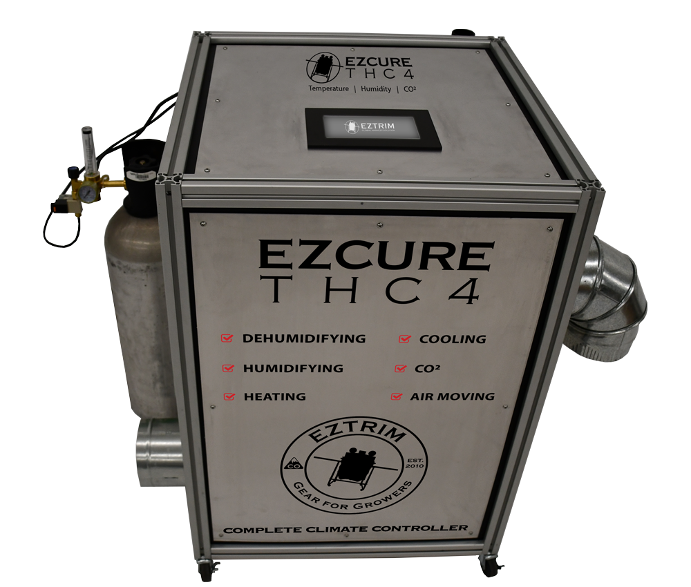 EZCure THC4 Temperature Humidity Climate Controller
