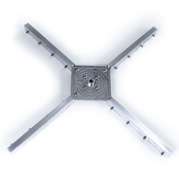 Eztrim Rotor assembly without fingers for the Drone trimmer. Replacement Part Eztrim Drone Trimmer.