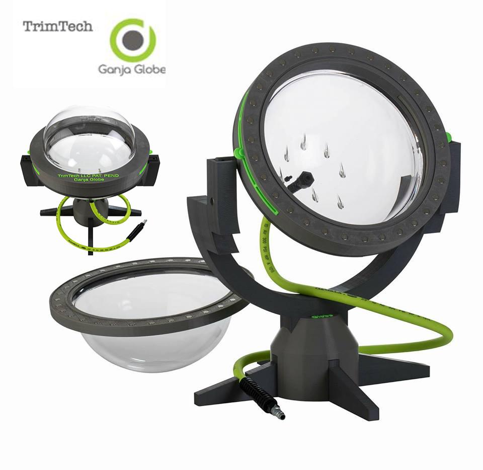 Ganja Globe TrimTech Dry Trimmer