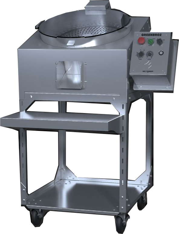 GreenBroz Dry Trimmer Model M