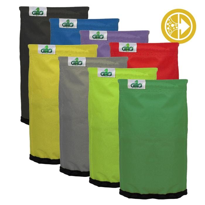 Grow1 Extraction Bags 1 gal. 8 bag kit