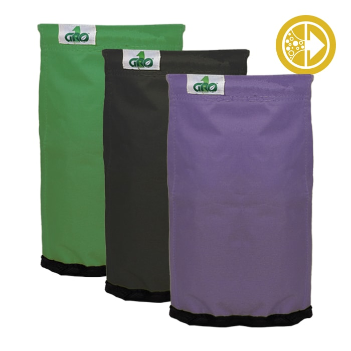 Grow1 Extraction Bags 5 gal. 3 bag kit
