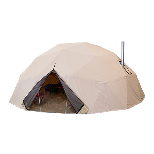 24' Emergency Shelter 450 Square Feet