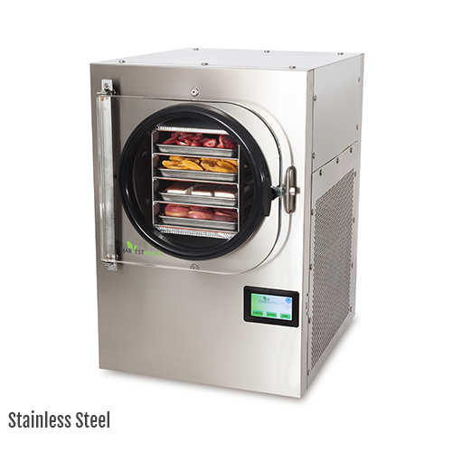 Harvest Right Standard Freeze Dryer – Stainless Steel