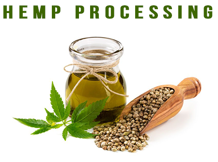 Hemp Processing Equipment Sold Here