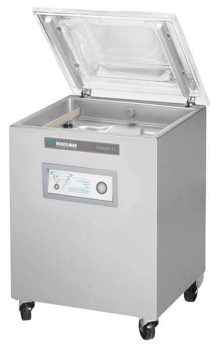 Henkelman Marlin 52 II Vacuum Sealer w/ Gas Flush System