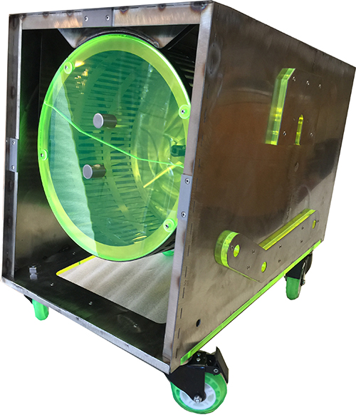 Mean Green Trimming Machine pro1