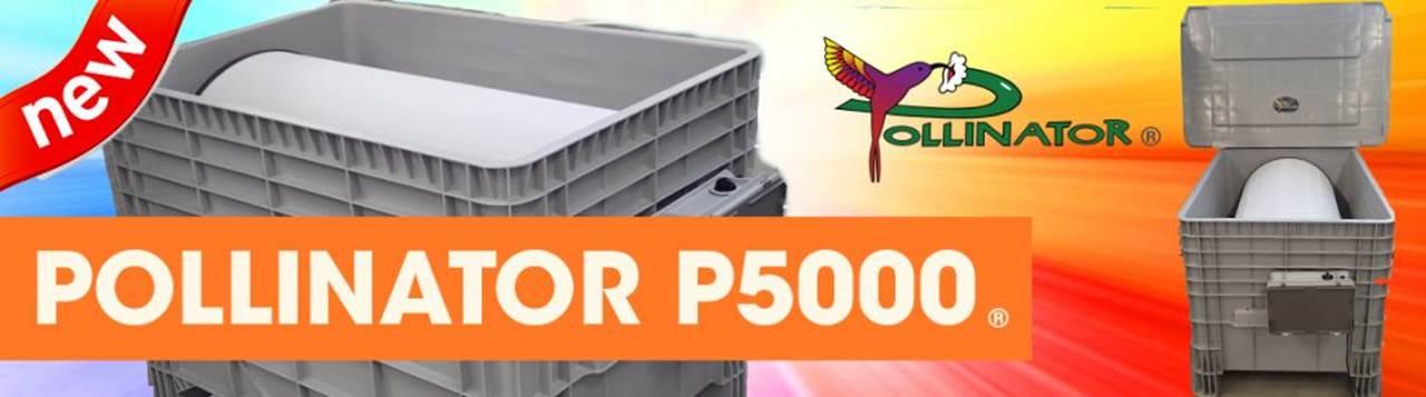 p5000 pollinator promo banner