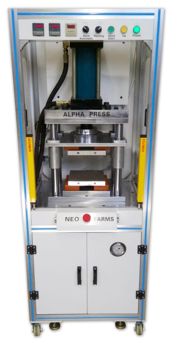 Neo Farms 20 Ton Commercial Rosin Press