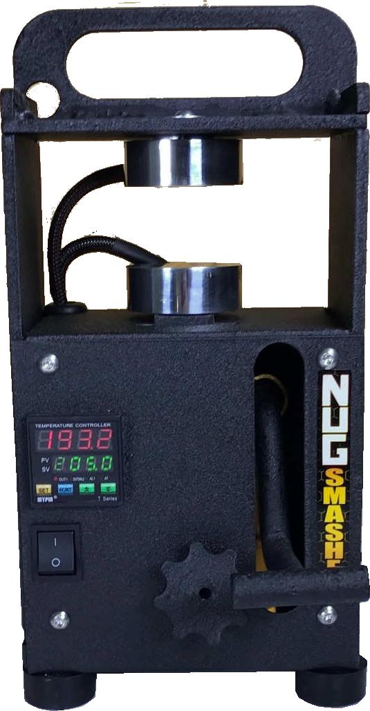 NugSmasher Mini Rosin Press