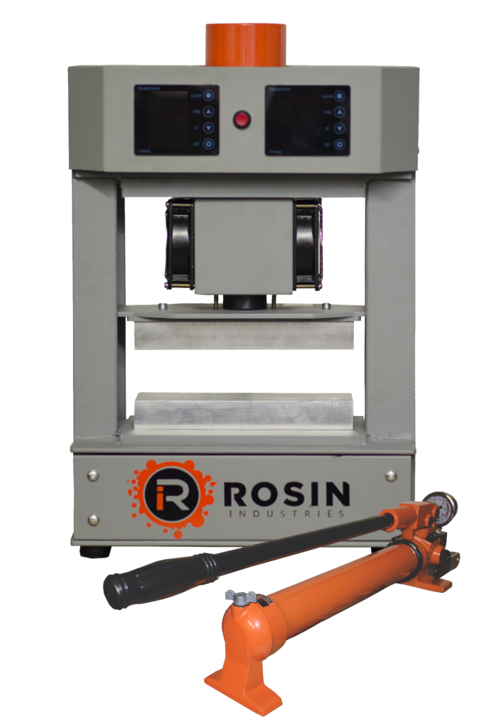 Rosin Industries X20 Hydraulic 20 Ton Heat Press