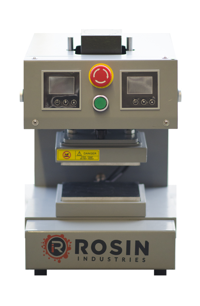 Rosin Industries x5 Electric Heat Press