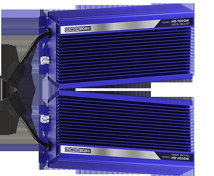 POWERBOX® ELECTRONIC BALLASTS