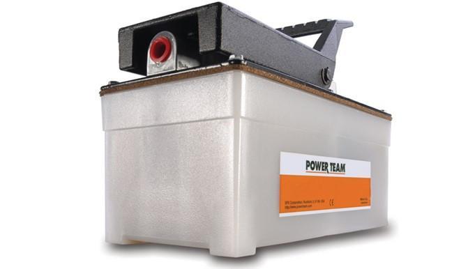 SPX PA6 Pneumatic Foot Pump