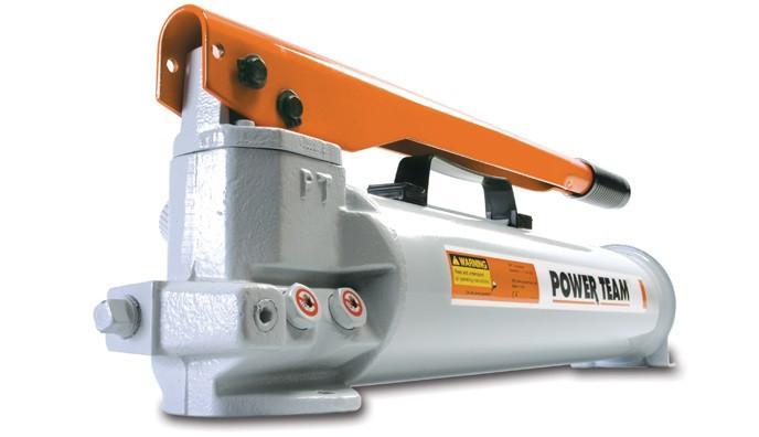 P157D: Manual 2-Speed Hand Pump