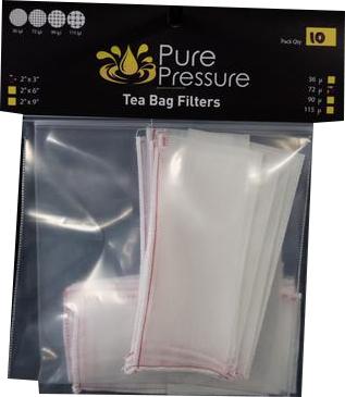 115 Micron Rosin Bags