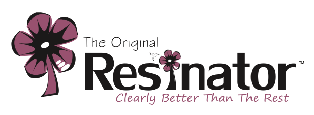 The Original Resinator logo