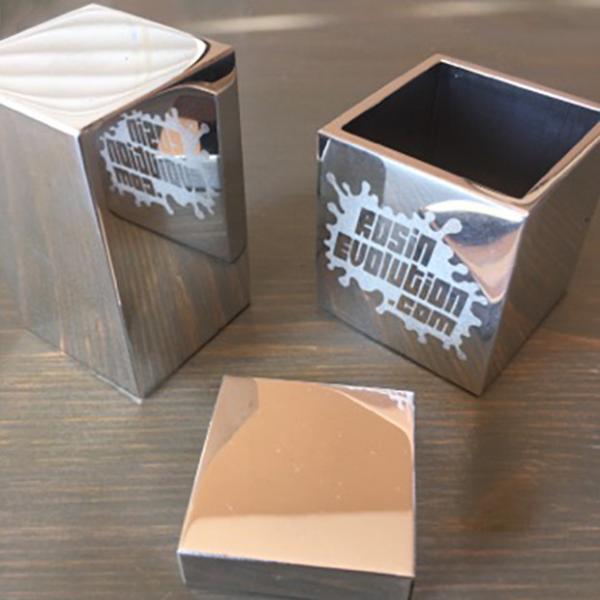 Rosin Pre-Press – Cube (1.5″x1.5″)