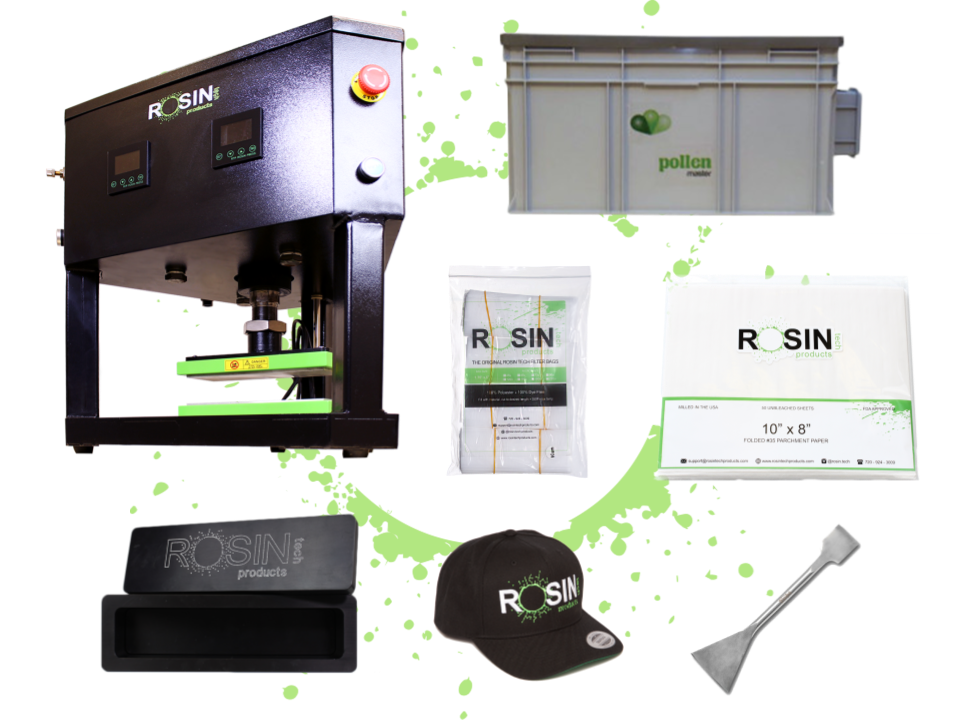 Rosin Tech Connoisseur Kit Combo