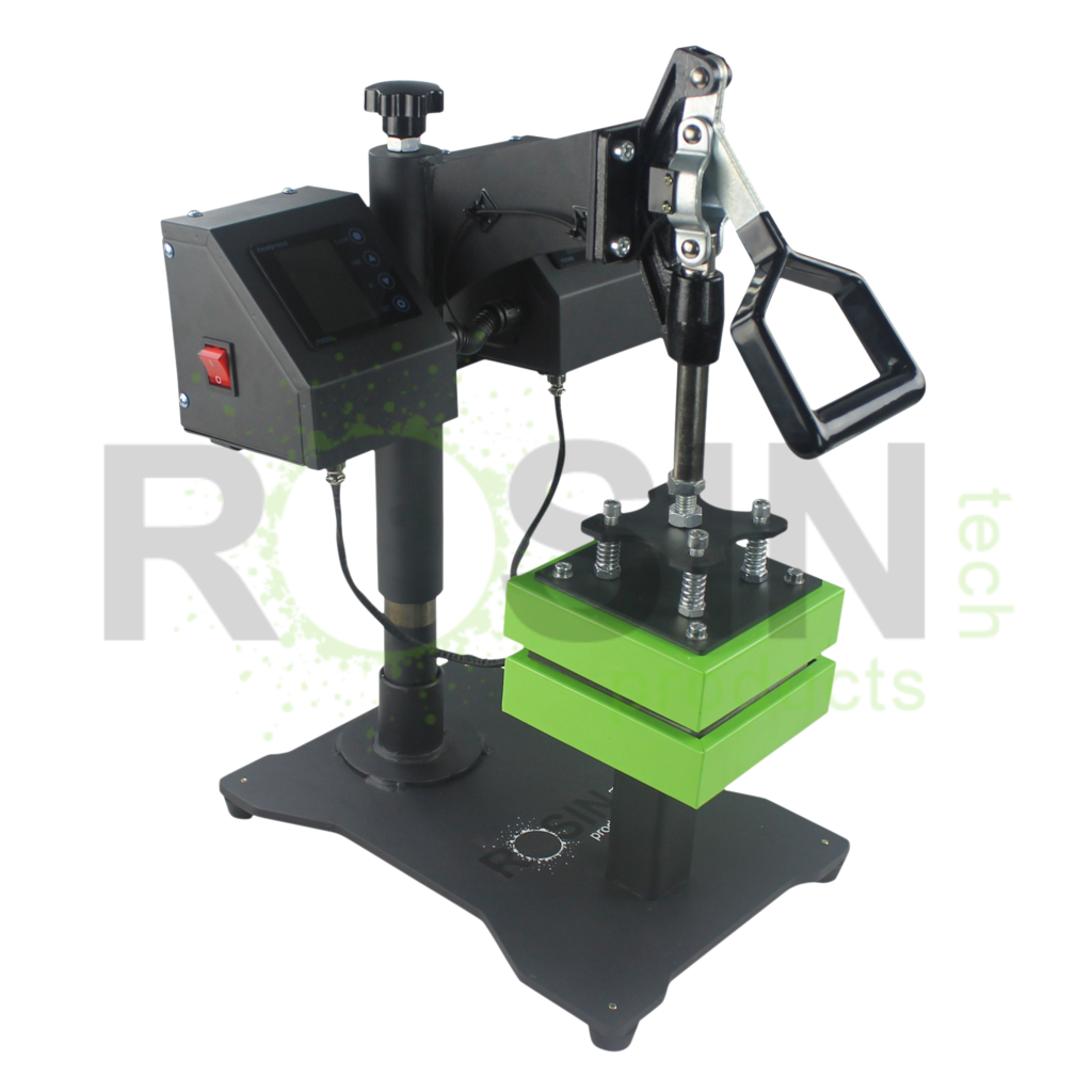 RTP GOLD Series Manual Rosin Tech Heat 5x5 Press