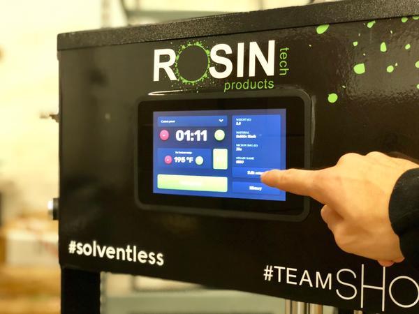 Rosin Tech Pro Touch