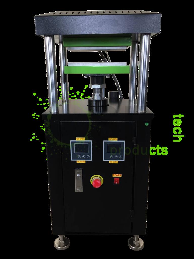 RTP PROFESSIONAL Series Single Ram Pneumatic Rosin Tech Heat Press