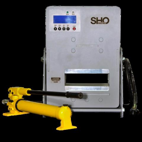 SHO Industries Rosin Press - Manual Combo