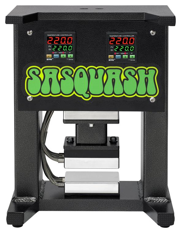 Sasquash Half Squash 5 Ton Personal Hydraulic Rosin Heat Press