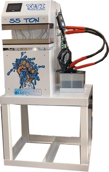 Sasquash 55 Ton Yeti Pro Series Rosin Press
