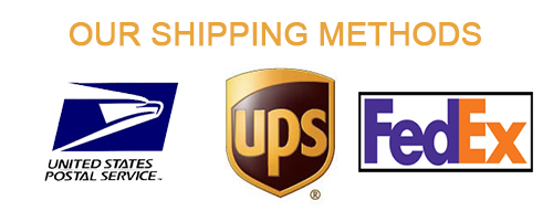 Methods of Shipping Carrier Logos or Brand