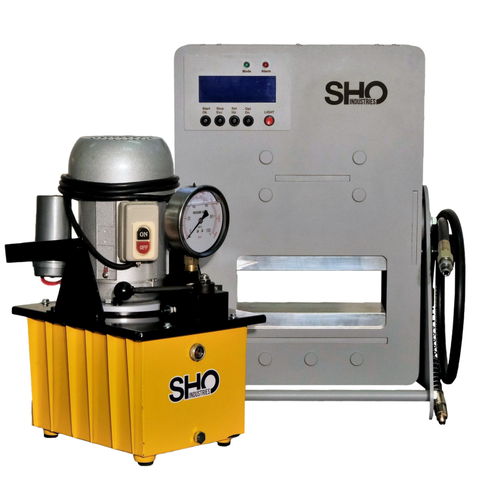 SHO Industries Rosin Press - Station Combo