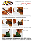 Corded trimmer instructions 3
