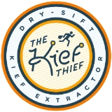The Kief Thief logo